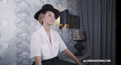 Интервью Кэт для LUISAVIAROMA