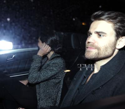 Пол и Фиби в Лондоне [22 апреля]
