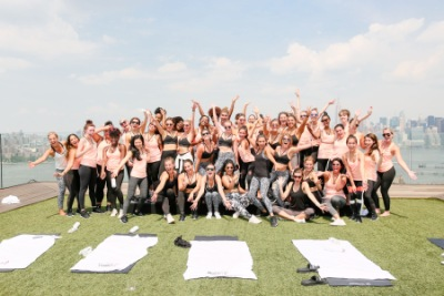 Reebok & Les Mills Present The Ultimate Staycation [20 июля]