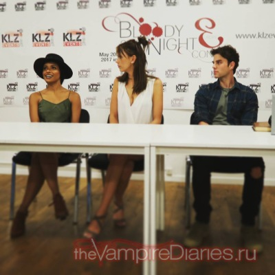 BloodyNightCon Europe V - Press Conference in Brussels [19 мая]