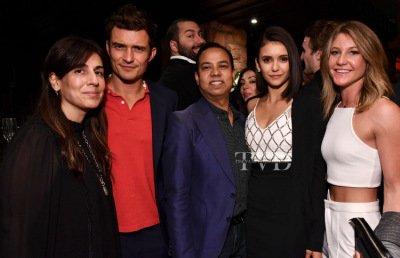'The Promise' film premiere, Afterparty [12 апреля]