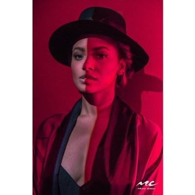 Фотосессия Катерины для Music Choice
