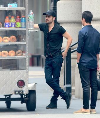 Пол в Нью-Йорке [11 июля]