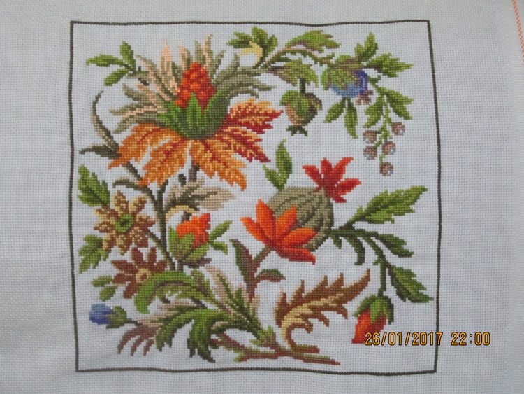 Схемы вышивок на осинке 15