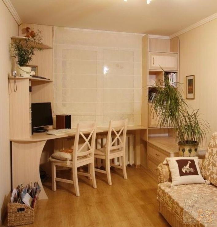 Как оформить угол комнаты / строительство в узбекистане, лан.