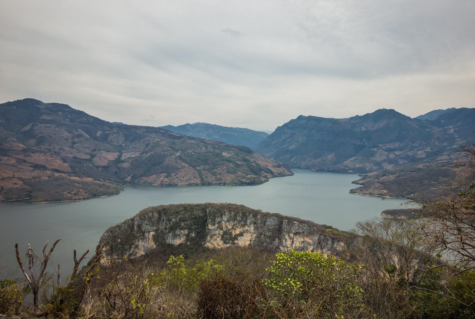 Путешествие на машине с побережья (Плайя дель Кармен) в Чиапас (Сумидеро, Паленке)