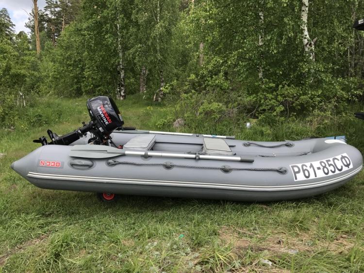 Лодки пвх с мотором витебск бу