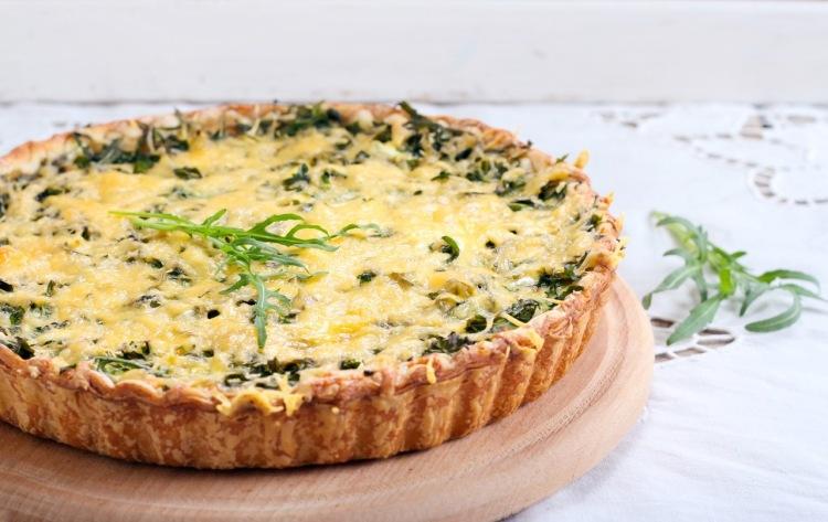 Пироги с творогом и зеленью рецепт с
