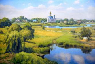 Художник Александр Кусенко - Днепропетровск