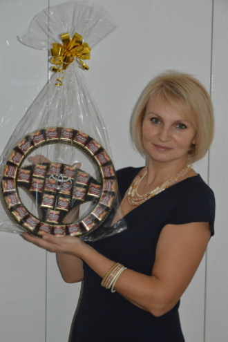 Рукодел Ирина Чамкина - Москва