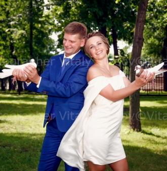 Свадебный фотограф Виталий Стасов - Москва