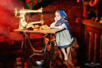 Детский фотограф Ксения Дерзкая - Москва