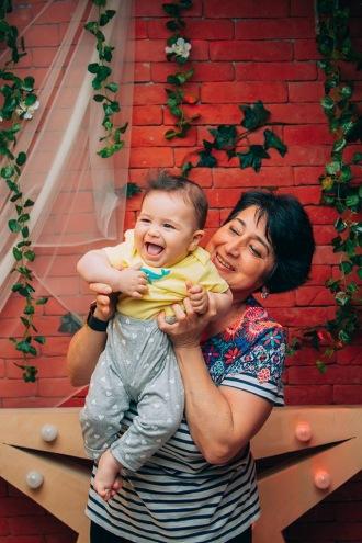 Детский фотограф Anastasiya Lobanovskaya -