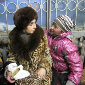 Детский фотограф Галлия Женевская - Владивосток