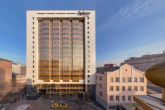Архитектурный фотограф Анатолий Шостак - Москва